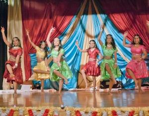 Bharata Natyam Classical Dancers